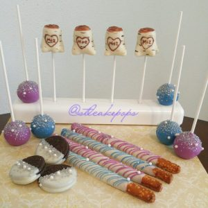 Cake Pop Decor
