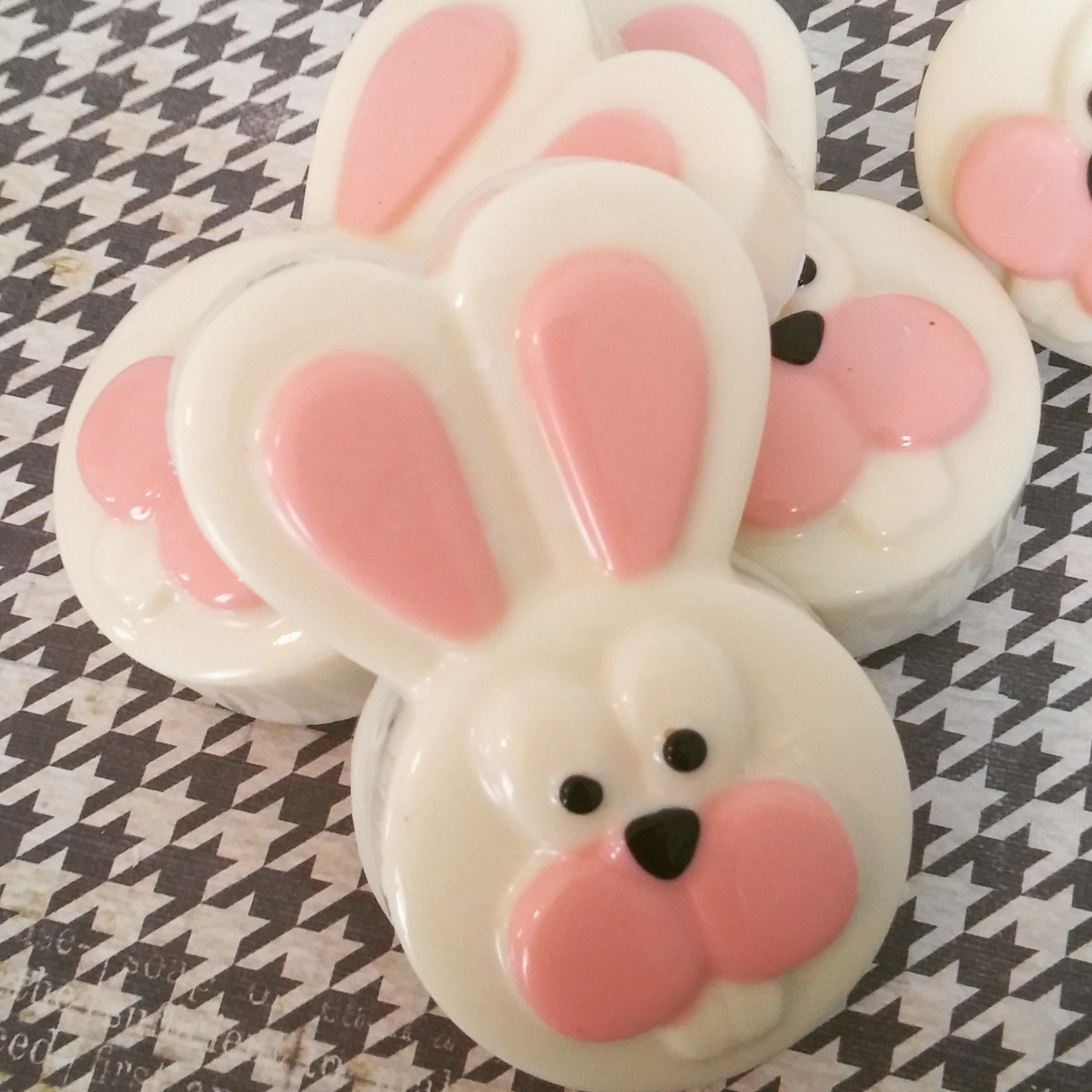 easter bunny oreos
