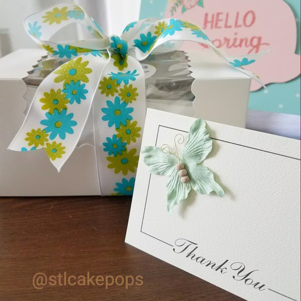 Hand Made Note Card