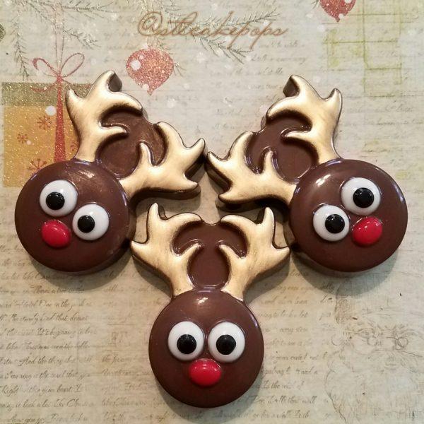Rudolph Oreos