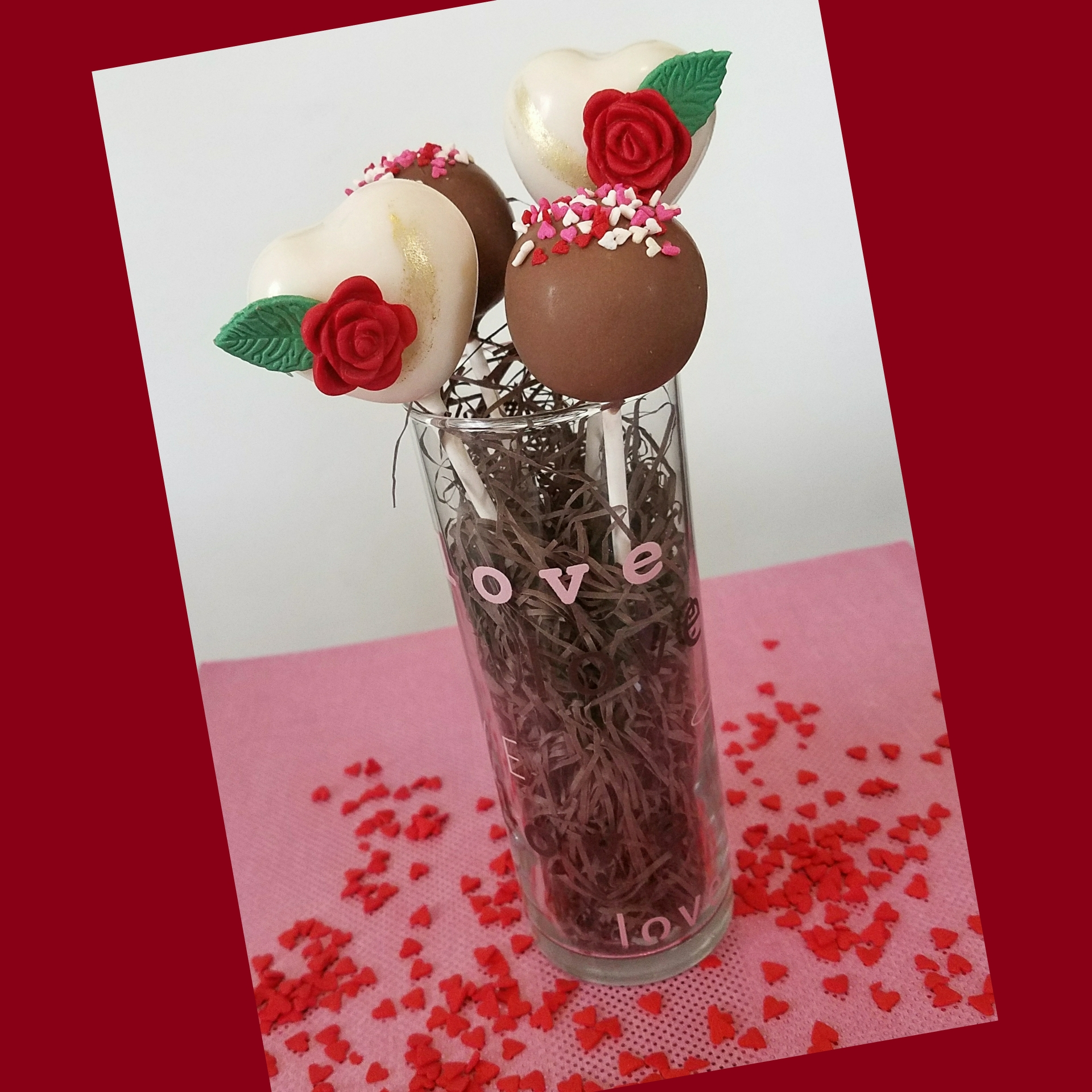 Mothers Day Cake Pop Bouquet Stl Cake Pops St Charles Mo