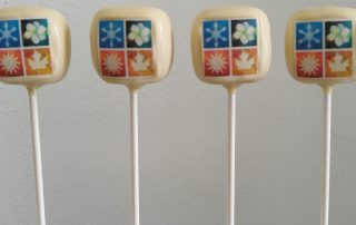 Four Seasons Custom Corporate Gifting Cake Pops