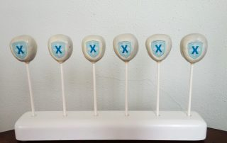 Xavier University Custom Cake Pops