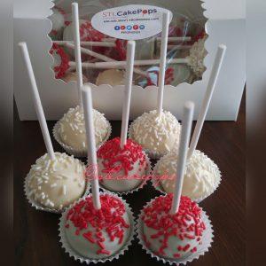 Fundraiser Cake Pops