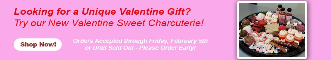 Valentine Charcuterie Banner